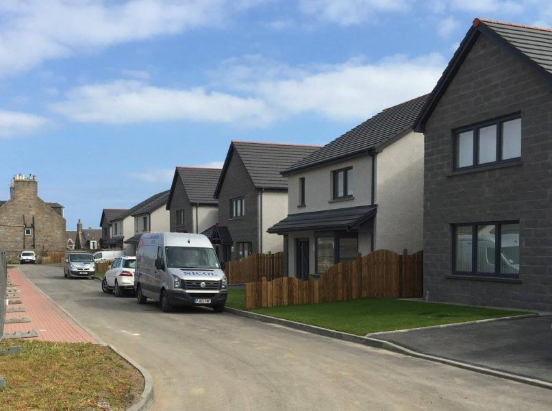 Malcolm Allan New Homes Inverurie